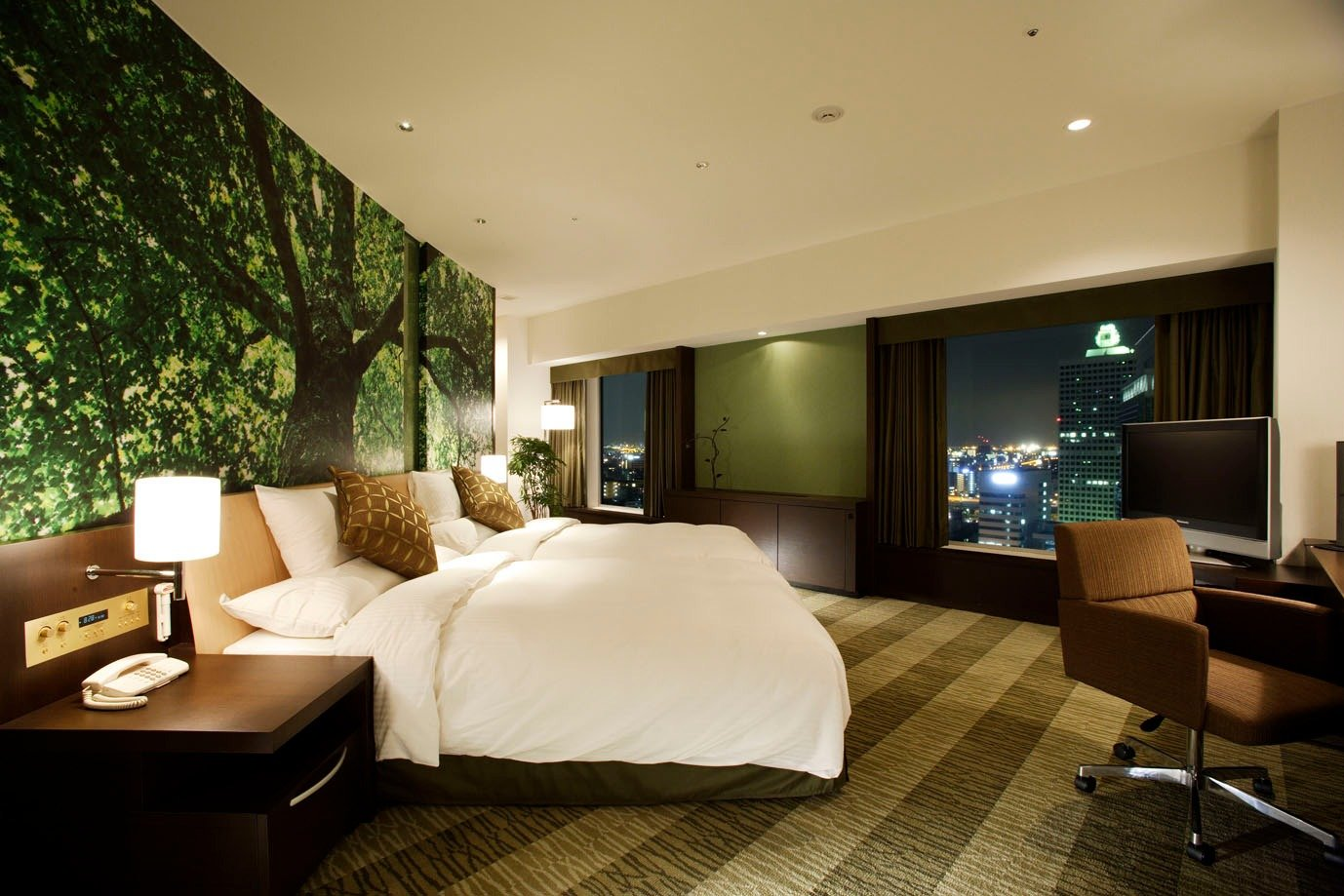 ロイヤル 大阪 リーガ ホテル